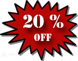 Receive 20% off of all log analyzers